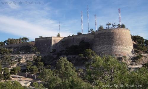 Замок Сан-Фернандо, Аликанте
