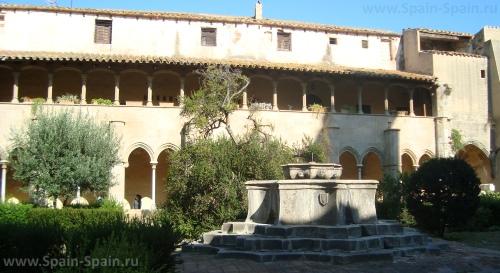 Монастырь Сан Джерони-де-ла-Мутра в Бадалоне