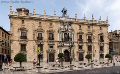 Королевская канцелярия в Гранаде