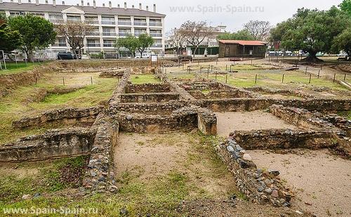 Римское поселение Ла Льоса