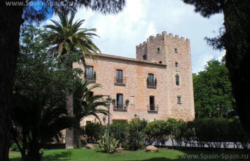 Замок Vilafortuny