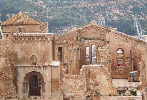 Картахенский собор Санта-Мария-ла-Вьеха