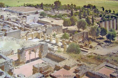 Город-дворец Медина Ас-Сахара в Кордове