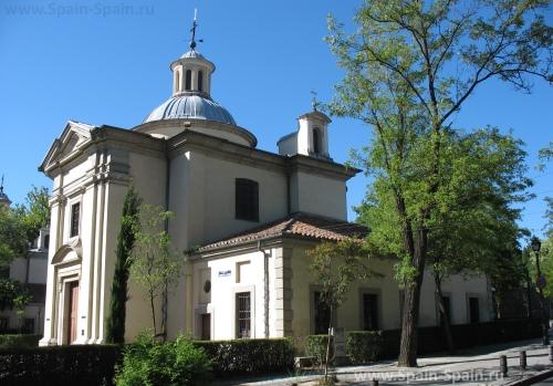 Пустынь святого Антония Флоридского в Мадриде