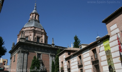 Церковь Сан-Андрес в Мадриде