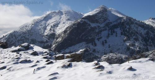 Гора Торресилья
