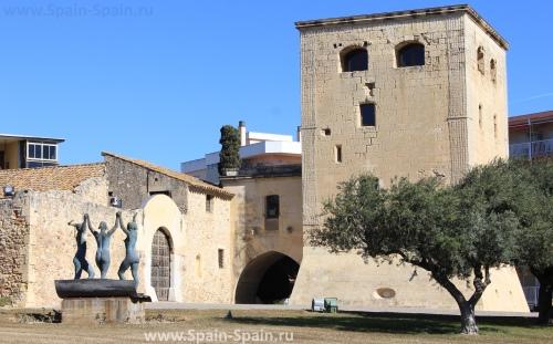 Крепость Торре Велла