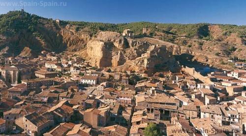 Город-крепость Дарока