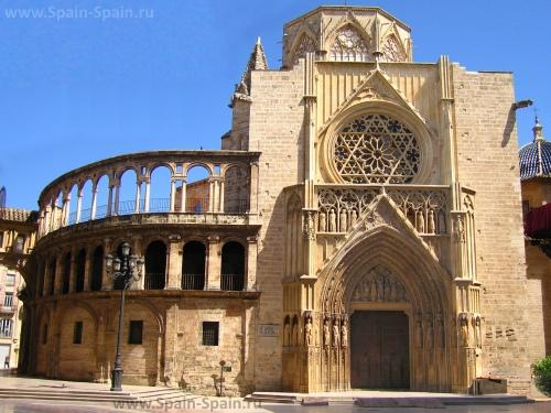 Собор Ла Сео в Валенсии